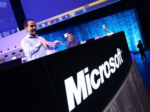 微软Tech•Ed 主题演讲 2009~2012