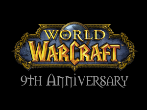 《魔兽世界》9周年 信息图