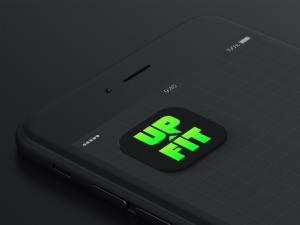 UpFit App UI设计